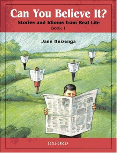 9783464130803: Can You Believe it 1. Student's Book. Stories and Idioms from Real Life. 2. Lernjahr. (Lernmaterialien)