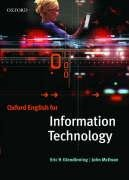 9783464134283: Oxford English for Information Technology. (Lernmaterialien)