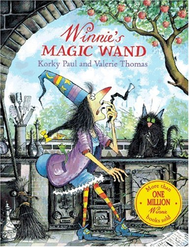9783464137451: Winnie's Magic Wand. Big Book. Edition for Learners of English. (Lernmaterialien)