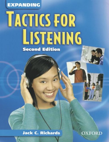 9783464139042: Expanding Tactics for Listening, Student's Book