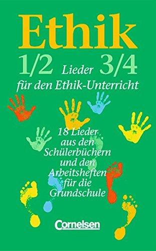 9783464140062: Ethik - Grundschule - Allgemeine Ausgabe: 1.-4. Schuljahr - Audio-Kassette: Lieder aus den Sch�lerb�chern und den Arbeitsheften