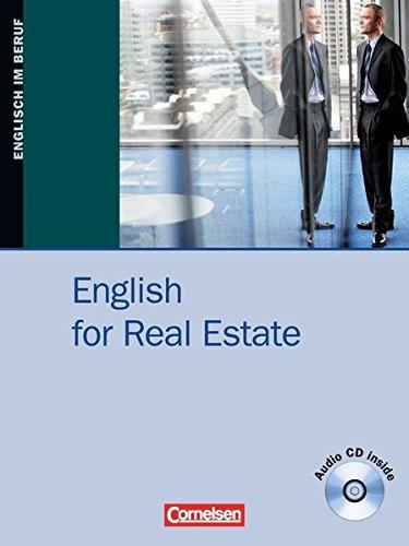9783464200063: English for Real Estate: Kursbuch