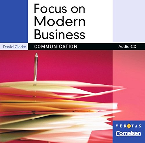 9783464200254: Focus on Modern Business - Commercial Correspondence: CD