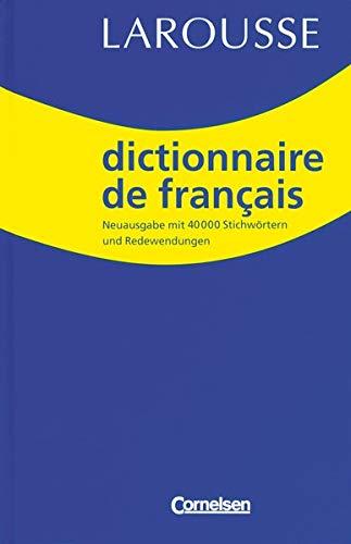 Dictionnaire de Francais: 35.000 mots pour apprendre: Larousse, Jean Dubois