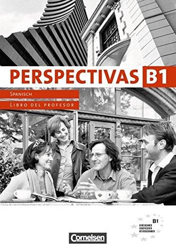 9783464200629: Perspectivas: B1: Band 3 - Libro del profesor
