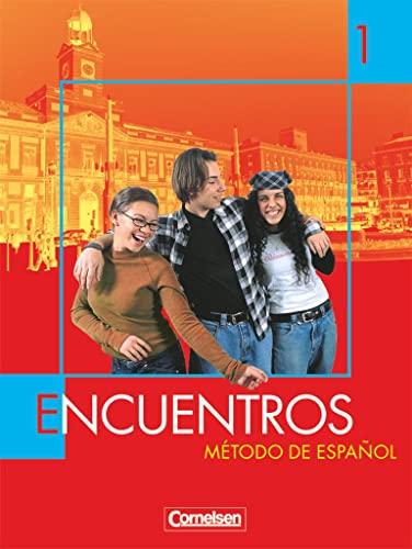 9783464201275: Encuentros 1. Nueva Edicion. Schülerbuch.