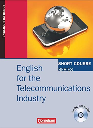 9783464203590: English for Telecommunications: Kursbuch