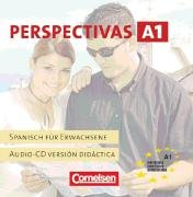 9783464204245: Perspectivas A1.Spanisch für Erwachsene.Version Didactica.2CD
