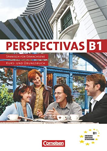 Perspectivas 3. Europäischer Referenzrahmen: B1. Paket: Jaime González; Gloria