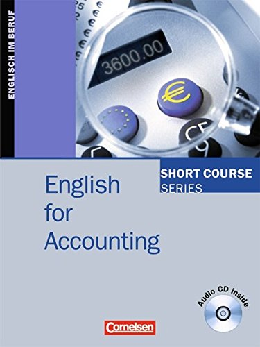 9783464204801: English for Accounting