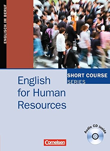 9783464204818: English for Human Resources: Short Course Series