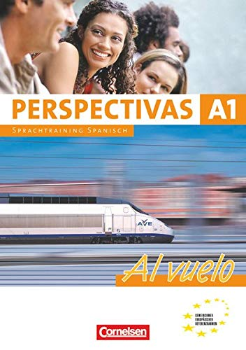 9783464204832: Perspectivas A1 Al vuelo. Sprachtraining: Europäischer Referenzrahmen: A1