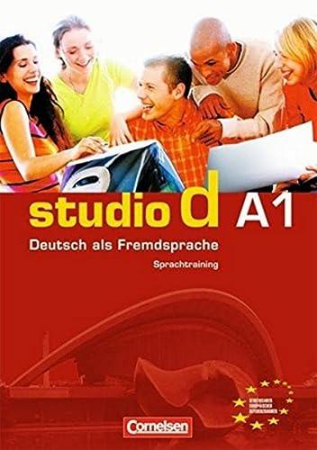 9783464207086: Studio D: Sprachtraining A1 (German Edition)