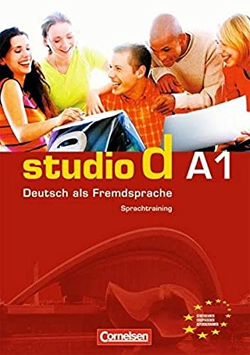 9783464207086: Studio D: Sprachtraining A1