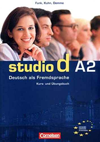 9783464207123: studio d A2: Kurs- und Übungsbuch: Kurs- Und Ubungsbuch Teilband 1