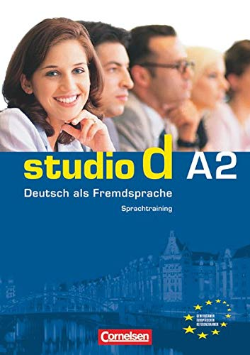 9783464207147: Studio D: Sprachtraining A2 (German Edition)