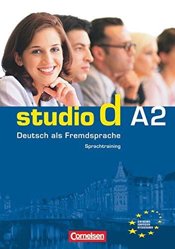 9783464207147: Studio d A2. Sprachtraining