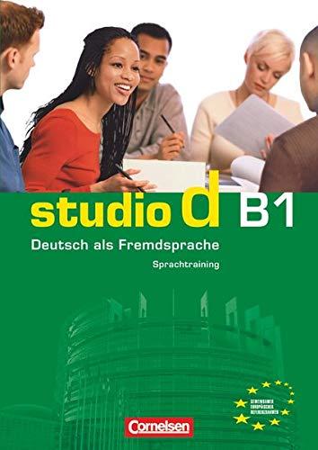 9783464207208: Studio d: Sprachtraining B1