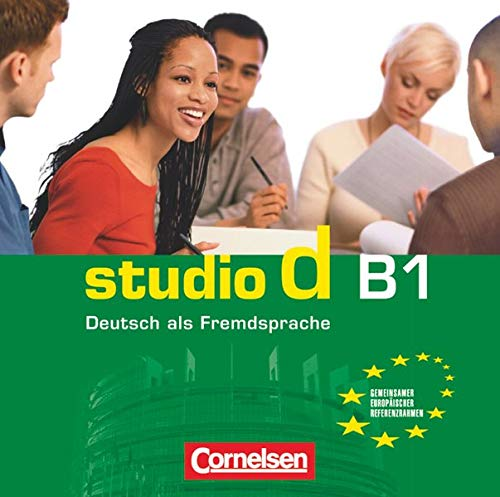 studio d - Grundstufe: B1: Gesamtband -: Hermann Funk