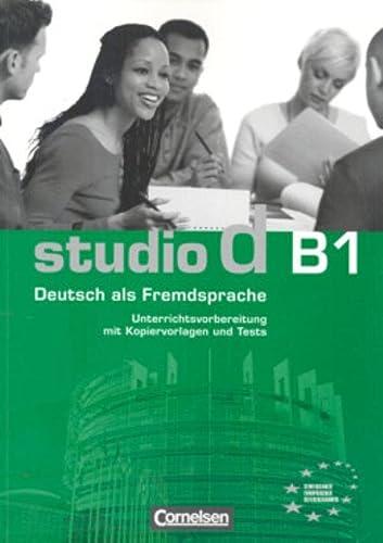 9783464207352: studio d B1: Unterrichtsvorbereitung