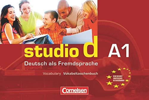 9783464207581: Studio D: Glossar A1 - Deutsch - Englisch (German Edition)