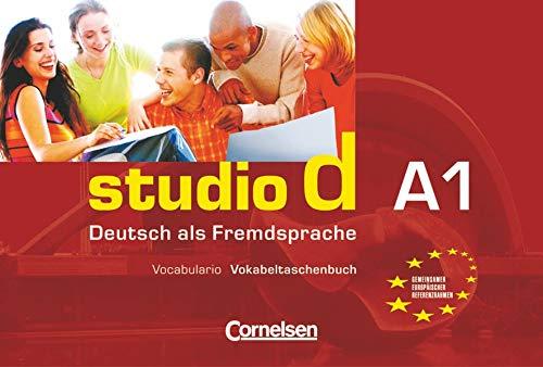 9783464207635: studio d A1: Vokabeltaschenbuch / Vocabulario