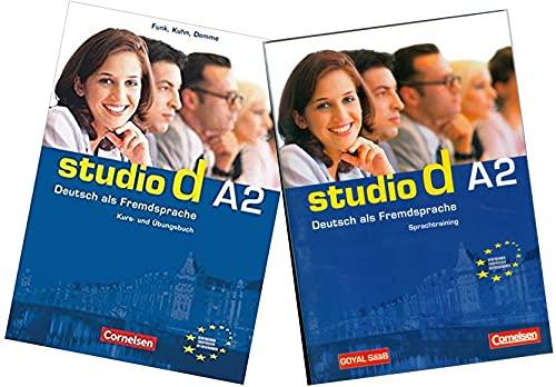 Studio D in Teilbanden: Kurs- Und Ubungsbuch: Oliver Bayerlein