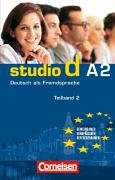 9783464207840: Studio D in Teilbanden: Kassette A2 (1) (Einheit 7-12) (German Edition)