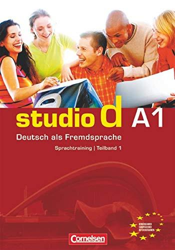 9783464208120: studio d / Teilband 1 des Gesamtbandes 1 Trainer: Deutsch als Fremdsprache