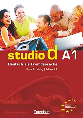 9783464208137: Studio D in Teilbanden: Sprachtraining A1 (Einheit 7-12)