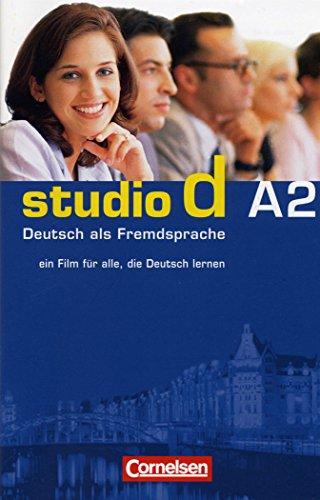 9783464208465: Studio d A2. ein Film für alle, die Deutsch lernen