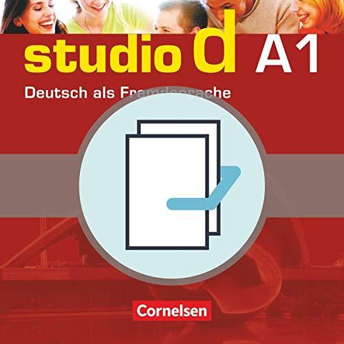 9783464208809: Studio D: Pack - Kurs- Und Arbeitsbuch A1 MIT CD + Sprachtraining A1 (German Edition)