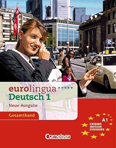 9783464214619: Eurolingua Deutsch - Neue Ausgabe: Kassette 1 (2) (German Edition)