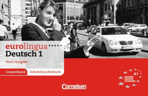 9783464214633: Eurolingua Deutsch - Neue Ausgabe: Vokabelheft 1 (German Edition)