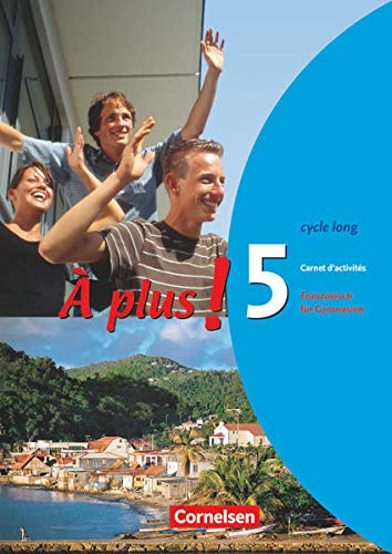 9783464220924: +a-C plus! 5 (cycle long). Carnet d'activit+a-¬s