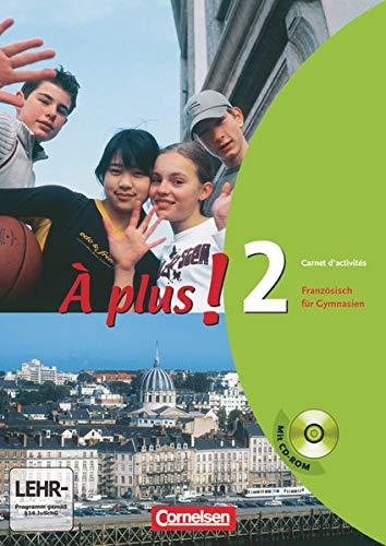 9783464221433: à€ plus! 2 - Carnet d'activités mit CD-ROM