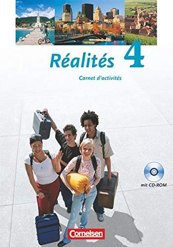 9783464223277: Réalités 4. Carnet d'activités mit CD-ROM