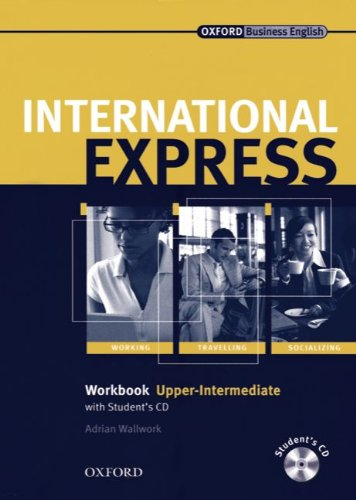 9783464244388: International Express - New Edition. Upper-Intermediate Workbook with Student's CD