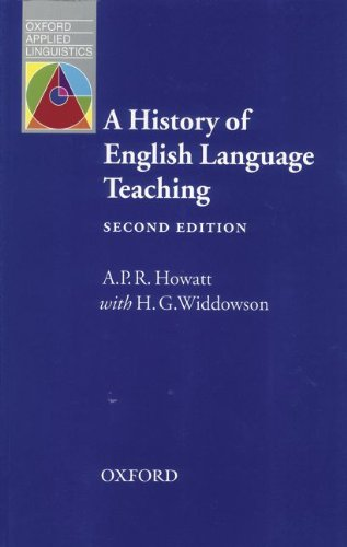 9783464245583: A History of English Language Teaching