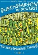 9783464250372: Durchstarten in Deutsch 7. Rechtschreib-Training.