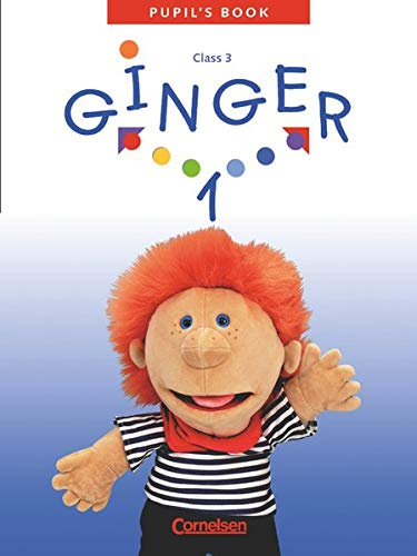 9783464345832: Ginger 1. Schülerbuch.