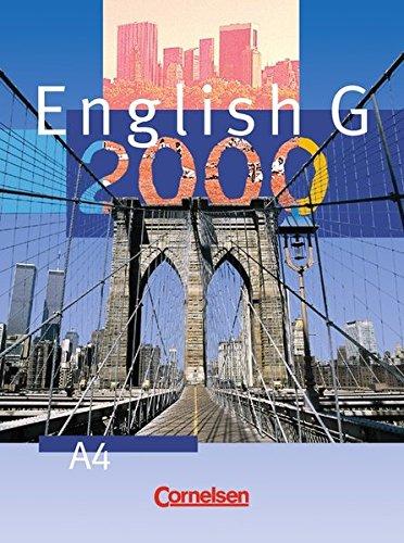 9783464350485: English G 2000, Ausgabe A, Bd.4, Schülerbuch, 8. Schuljahr