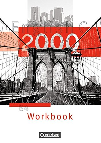 English G 2000, Ausgabe B, Workbook: Abbey, Susan, Biederstädt,