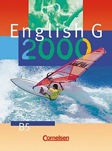 9783464351550: English G 2000, Ausgabe B, Bd.5, Schülerbuch, 9. Schuljahr