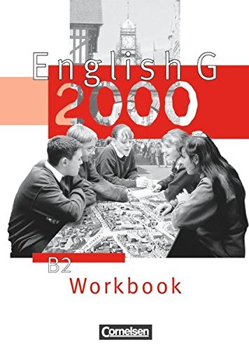 English G 2000 - Ausgabe B: English: Abbey, Susan, Biederstädt,