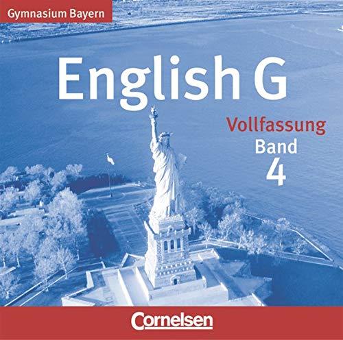 9783464355695: English G 4. 8. Jahrgangsstufe. 2 CDs. Gymnasium Bayern. Neubearbeitung