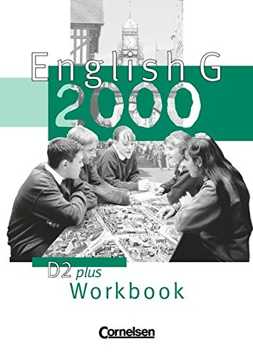 English G 2000. Ausgabe D 2 plus.: Susan Abbey, Wolfgang