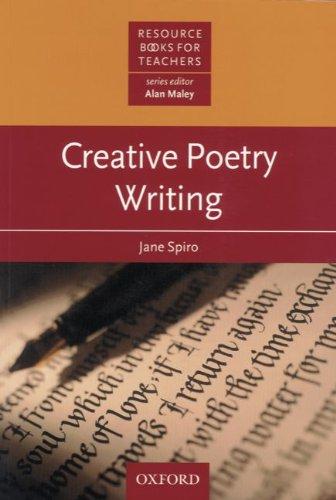 9783464375136: Creative Poetry Writing: Resource Books for Teachers