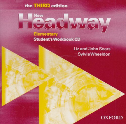 9783464375785: New Headway English Course. Elementary - Third Edition. Student's CD zum Workbook