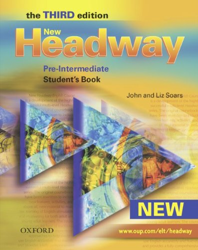intermediate headway pdf student book
